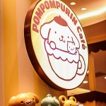Pompompurin Cafe
