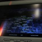 Dans l'avion...