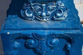 Blue Temple