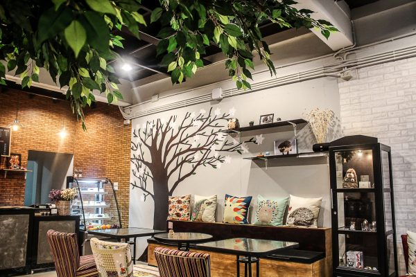 Harinezumi Cafe