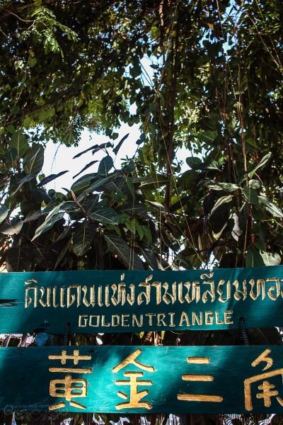 Le Triangle d'Or