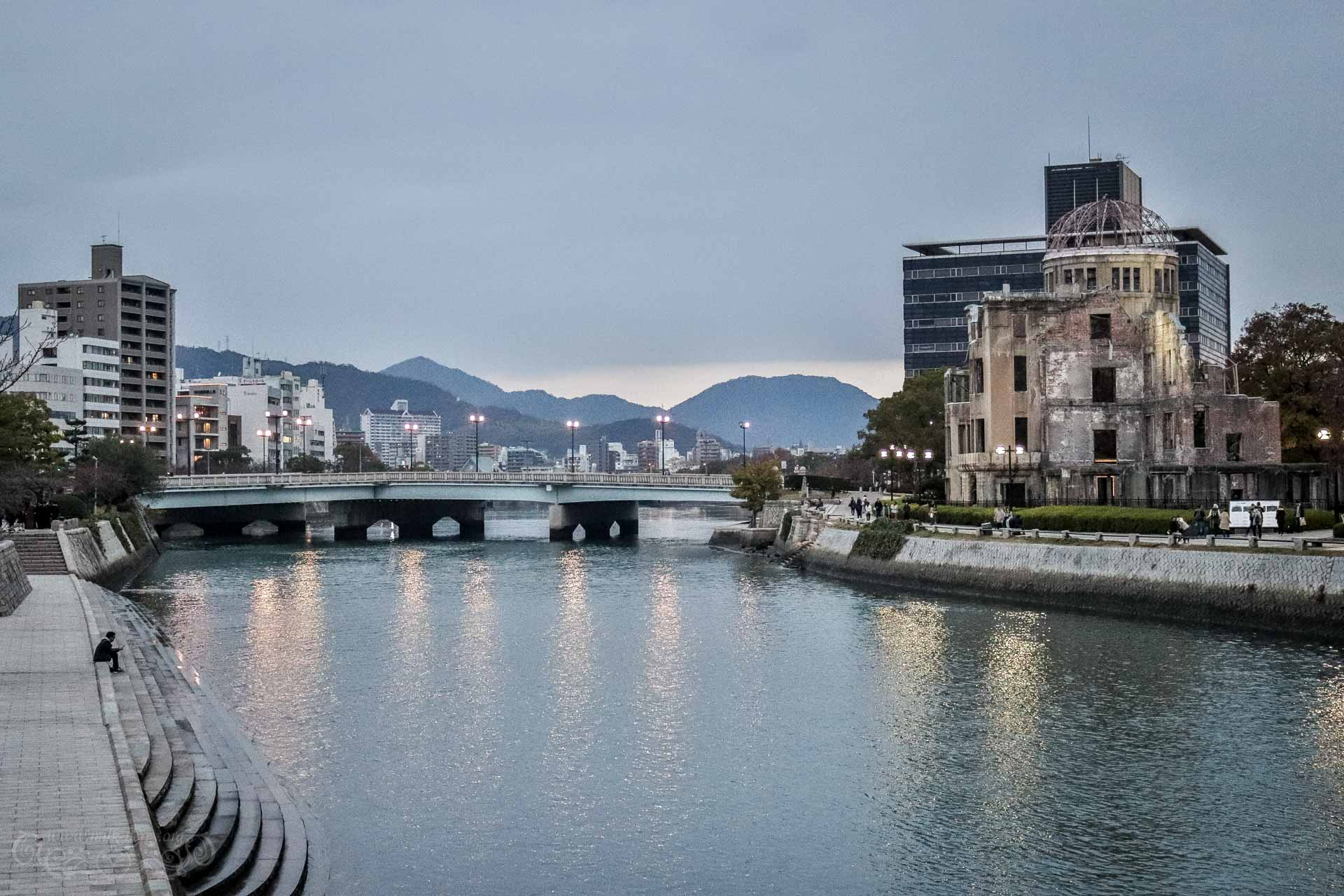 Hiroshima, Dôme de Genbaku